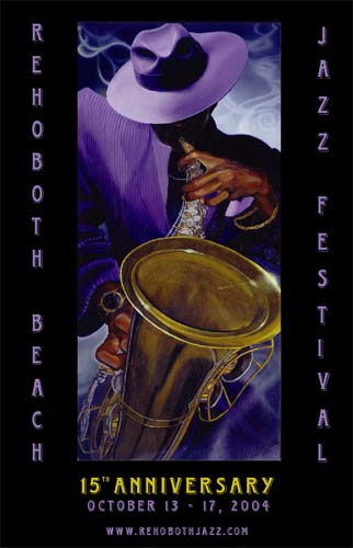 Rehoboth Beach Autumn Jazz Festival 2004