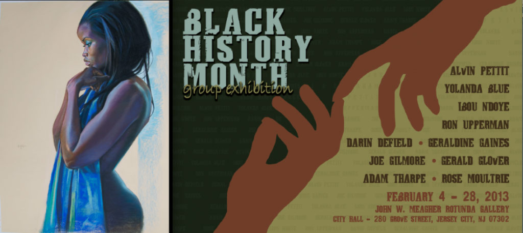 Group Exhibit Celebrating Black History Month